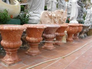 Marble Vessel Statue Sculpture statue carving