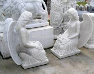 Marble Angel Statue Sculpture statue carving
