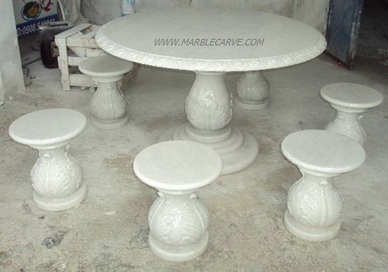 Marble Table