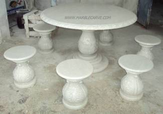 Marble Table #VN02947