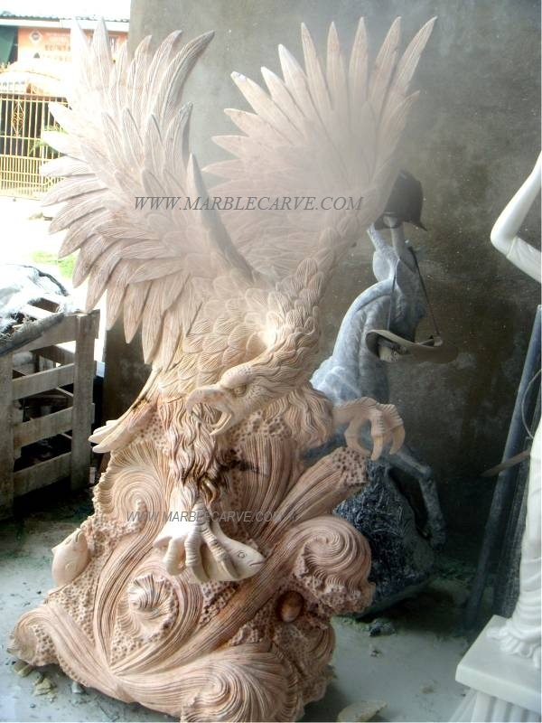 Eagle Statue sculpture