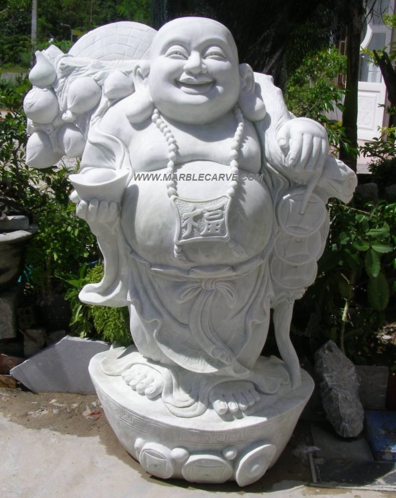 marble buddha carving sculpture statue photo image