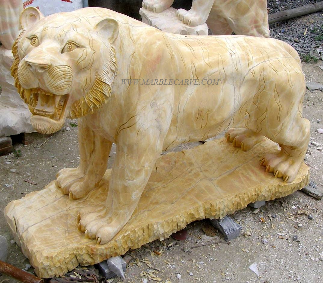tiger Statue sculpture