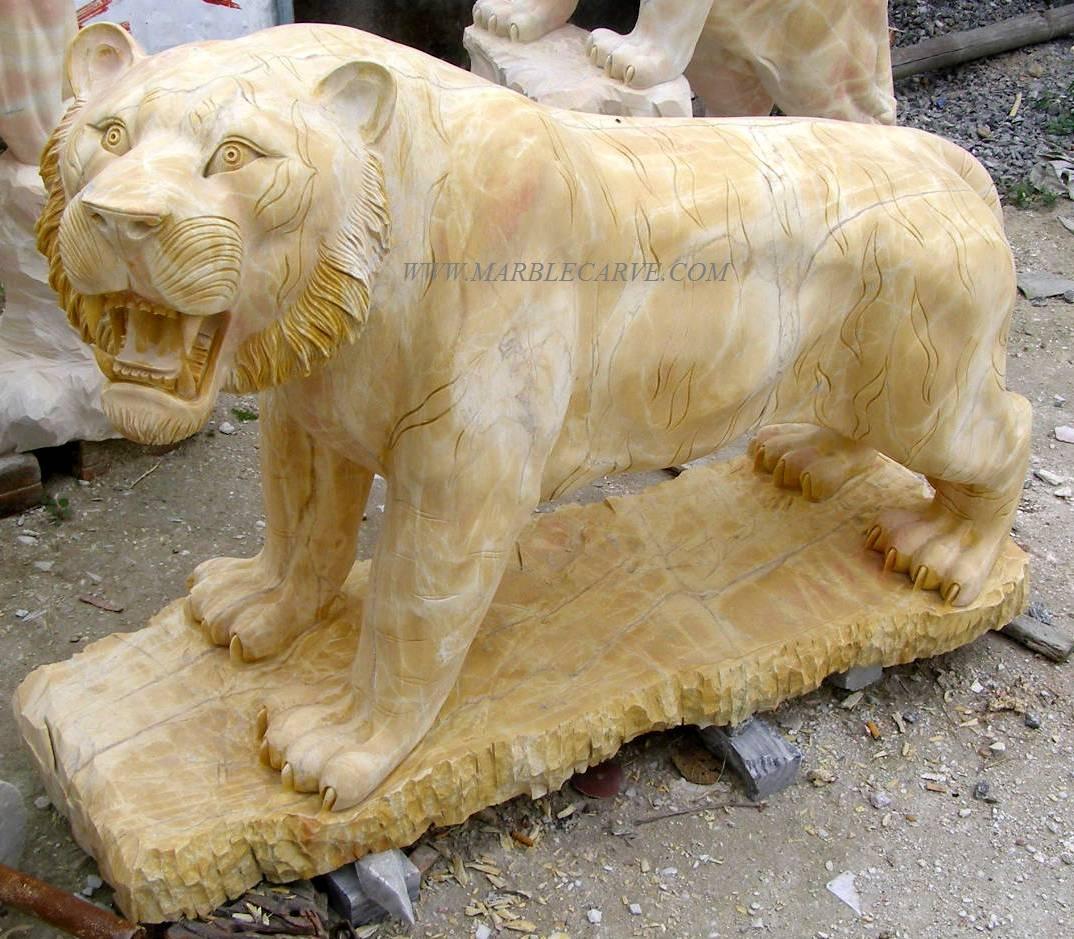 tiger Statue sculpture