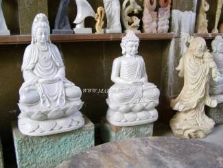 Marble Quanyin Statue carving Sculpture Garden carving photo image