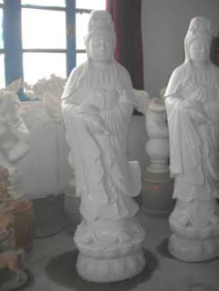 marble Kwanyin Statue