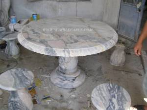Marble Table Image #PA280668
